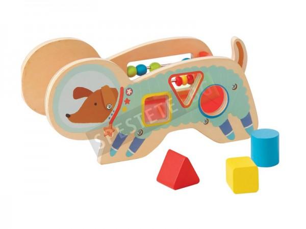 Образователна дървена играчка