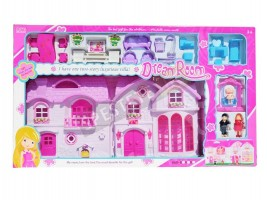 Сгъваема къща за кукли