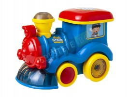 Играчка локомотив