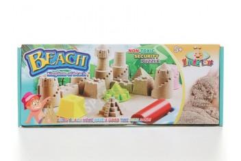 Комплект за игра кинетичен пясък