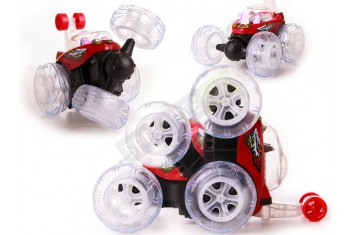 Преобръщаща се детска количка с дистанционно управление