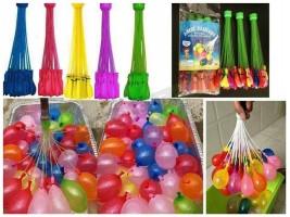 Водни балони на връзка