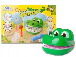 Детска игра Зъболекар на крокодили