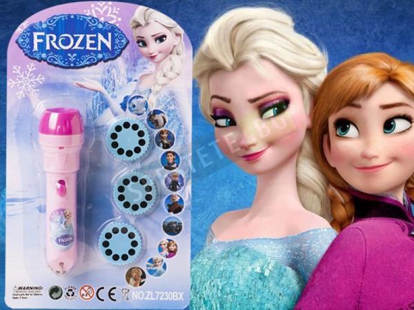 Детски фенер проектор Frozen