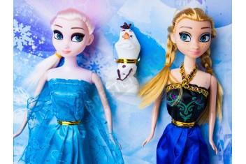 Комплект героите от Замръзналото кралство
