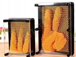3D Пинарт за триизмерни фигури