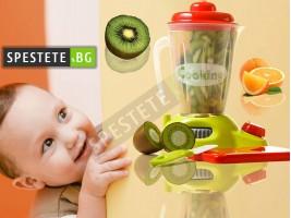 Детска играчка блендер с плодове