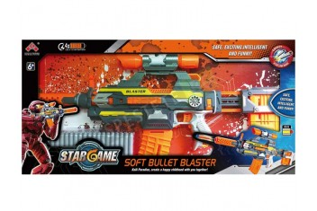 Детска пушка нърф гън
