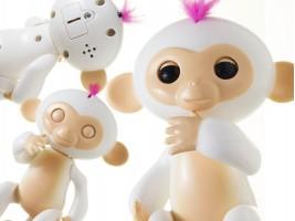 Интерактивна играчка маймунка