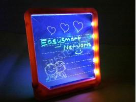 Дъска за писане с LED светлина