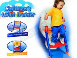 Детска стълбичка за тоалетна чиния