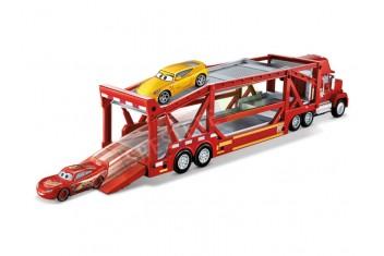 Детски автовоз с 6 колички