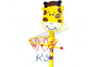 Детски баскетболен кош с топка