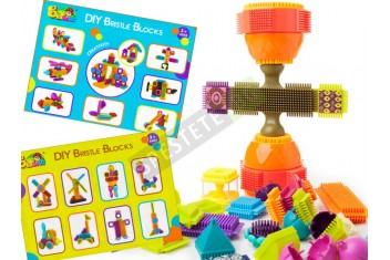 Образователен конструктор Bristle Blocks