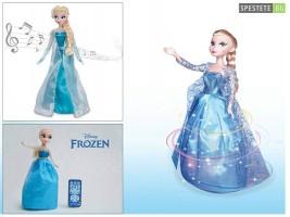 Интерактивна кукла Елза с дистанционно управление