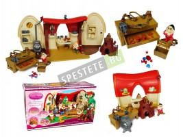 Къщичката на Снежанка и седемте джуджета