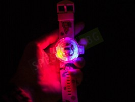 Ръчен проектиращ часовник Soy Luna