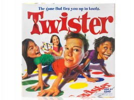 Забавна игра Twister