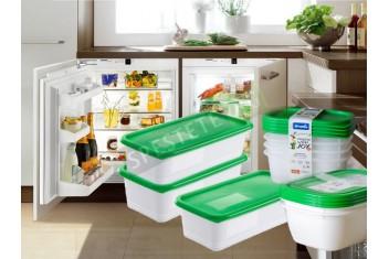 Комплект 10бр. кутии за свежа храна