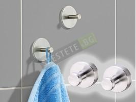 Лепяща закачалка за баня