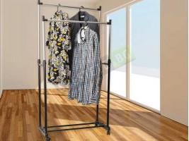 Подвижен сушилник за дрехи