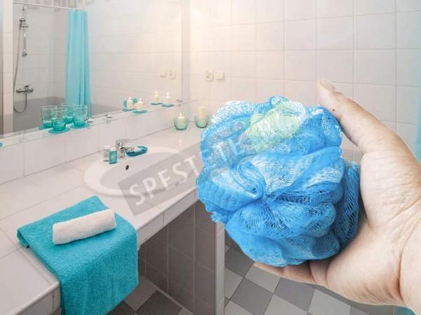 3бр. Деликатна гъба за баня
