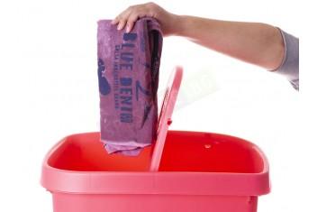 Голям и плътен кош за пране