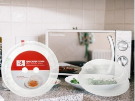 Капак за микровълнова печка