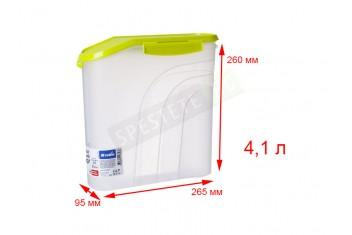 Кутия за сухи храни 4.1л Rotho