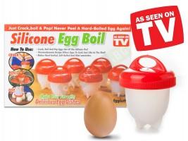 Силиконови форми за варене на яйца