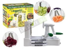 Спиралайзер за зеленчукови спагети