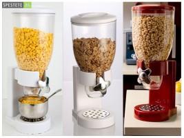 Диспенсер за зърнени храни