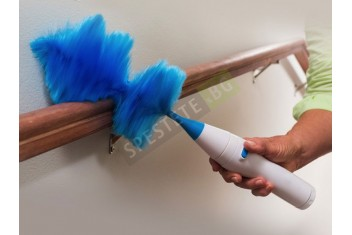 Електрическа четка за почистване на прах
