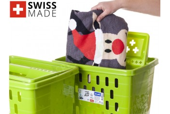 Кош за пране с капак