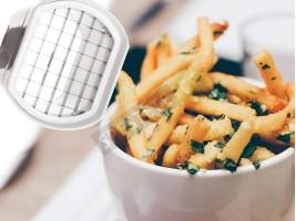 Ръчна преса за картофи
