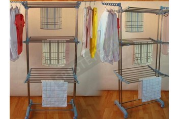Сгъваем сушилник за дрехи
