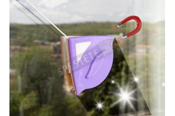 Магнитен уред за почистване на стъклопакети