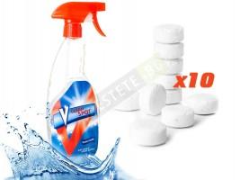 Таблетки за почистване Clean Spot