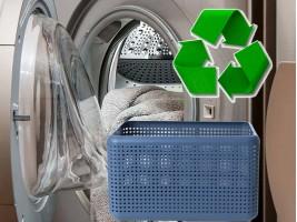 Кош от рециклирани материали