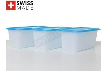 Кутии 3бр. по 1.5л за хладилник