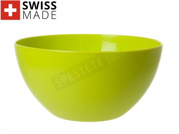 Кръгла пластмасова купа