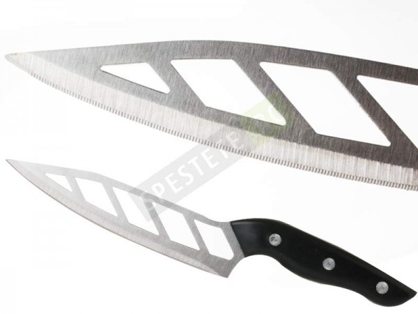 Незалепващ нож за лесно рязане