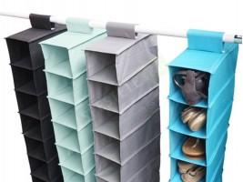 Висящ практичен органайзер за обувки