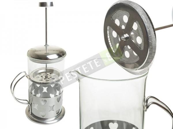 Кана за кафе и чай с филтър