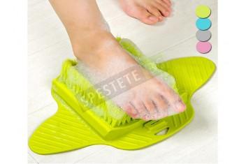 Четка за почистване на крака за баня