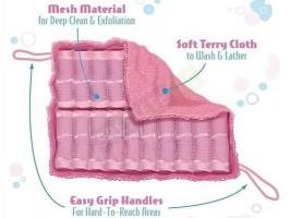 Двулицеви кърпи за измиване