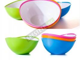 Компактна пластмасова купичка