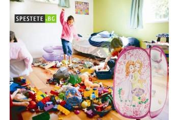 Кош за детски играчки