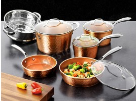 Луксозен комплект съдове за готвене