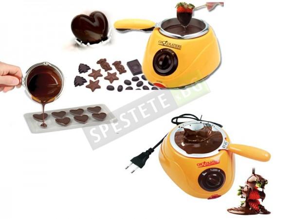 Машина за топене на шоколад
